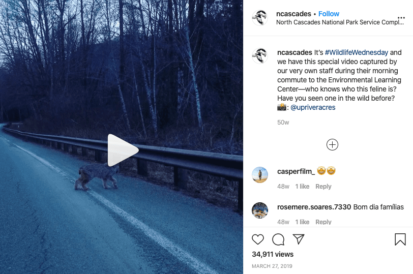 Engaging Instagram Example 01