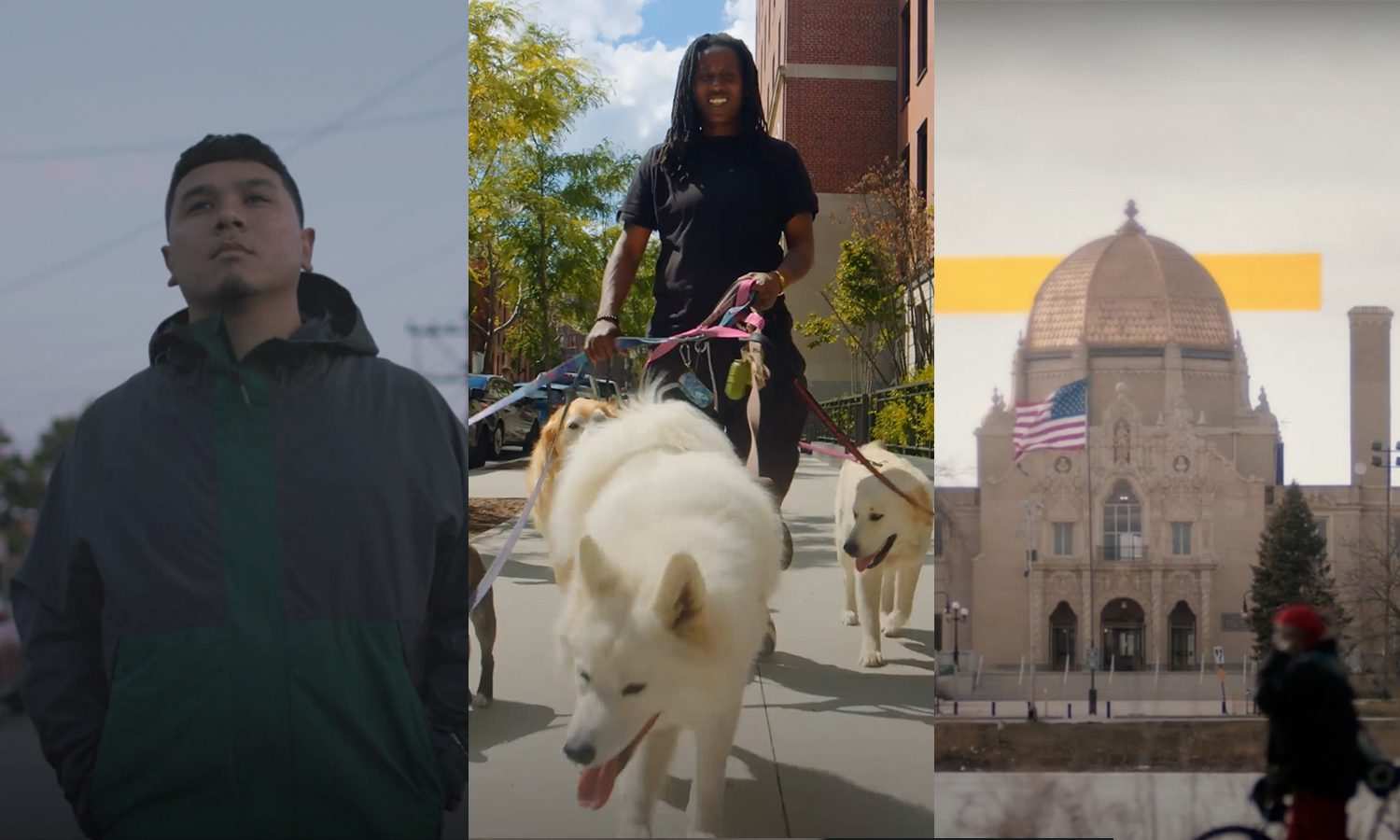 Keema And Her Pack is nominated for a Webby Award